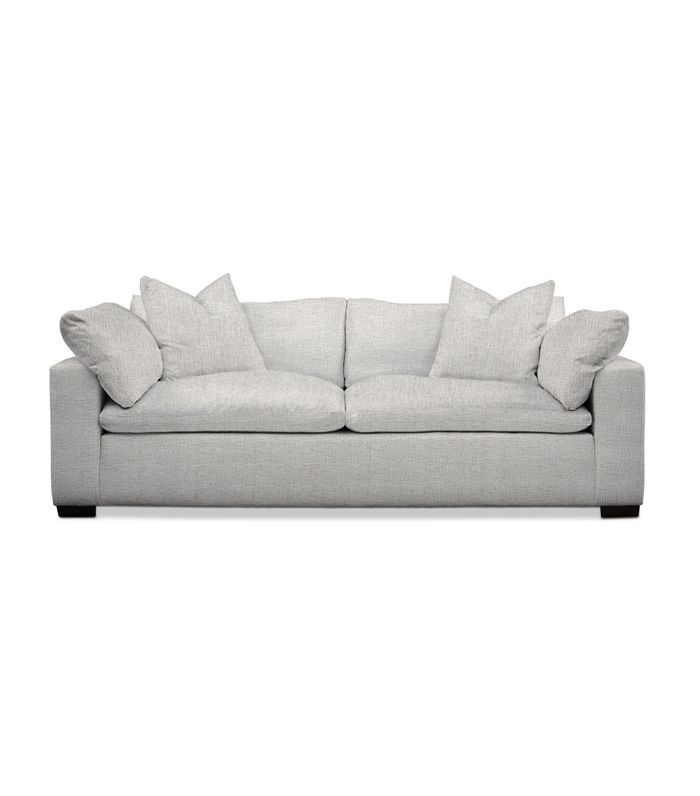 Value City Furniture Plush Sofa (comes in 40 fabric color choices)