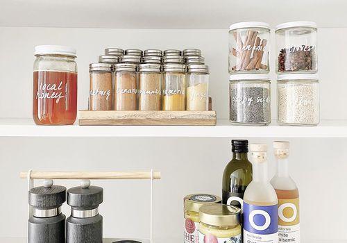 pantry organization ideas