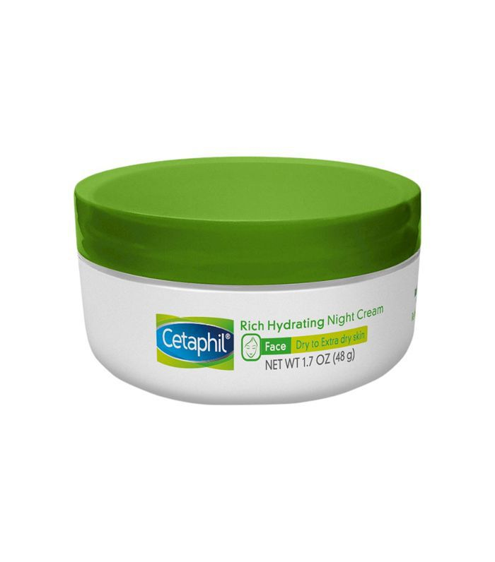 Cetaphil Hydrating Night Cream (1.7 oz.) Skin plumping products