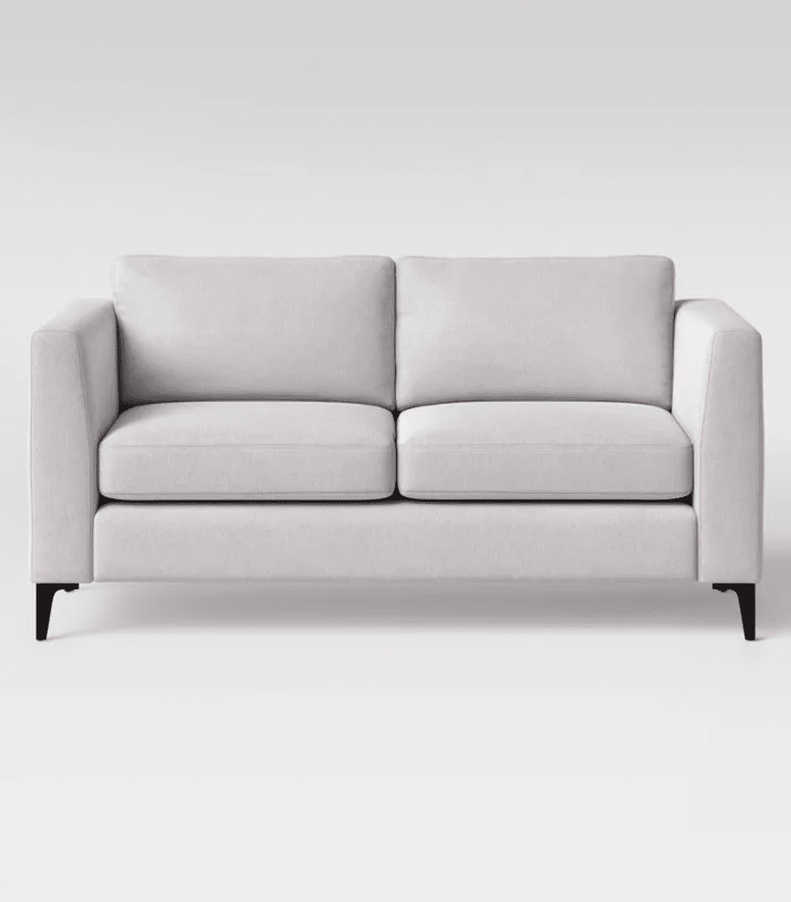Project 62 Medway Sofa with Metal Legs Beige