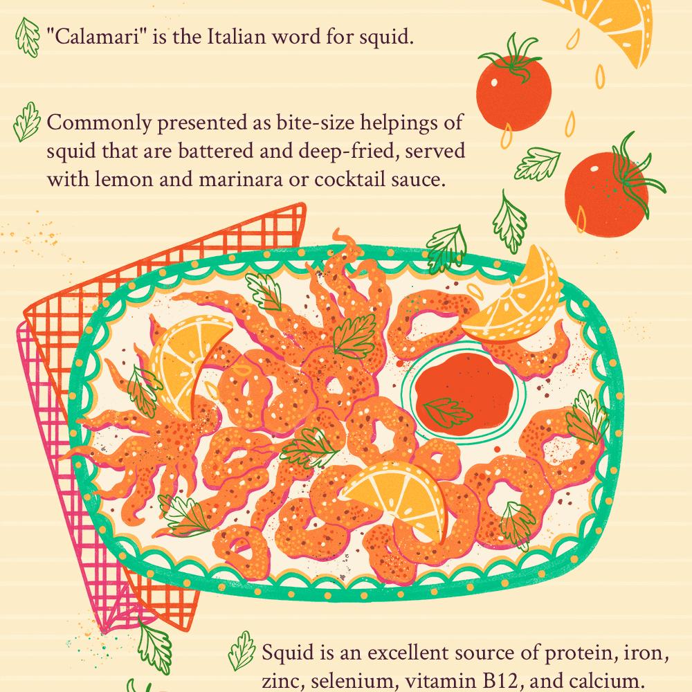 What Is Calamari?