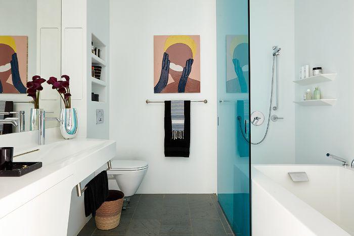 Jessica Schuster Home Tour—Bathroom