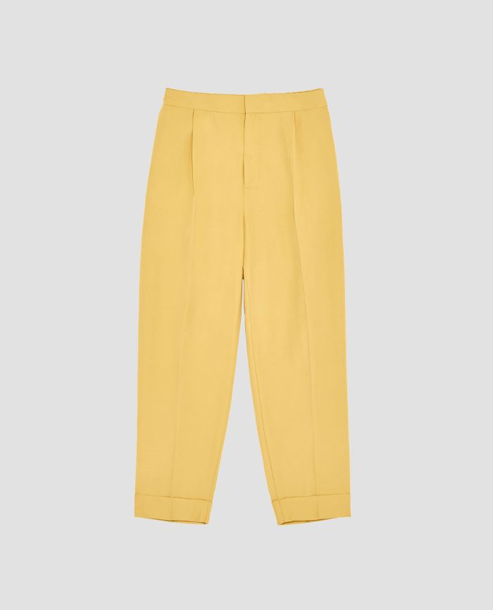 Zara Casual Suit Trousers