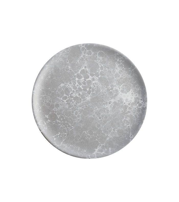 CB2 Froth Grey Dinnerware