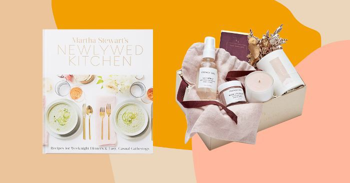 The 9 Best Bridal Gifts for Your Best Friend