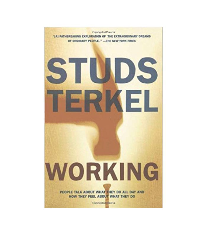 Studs Terkel Working