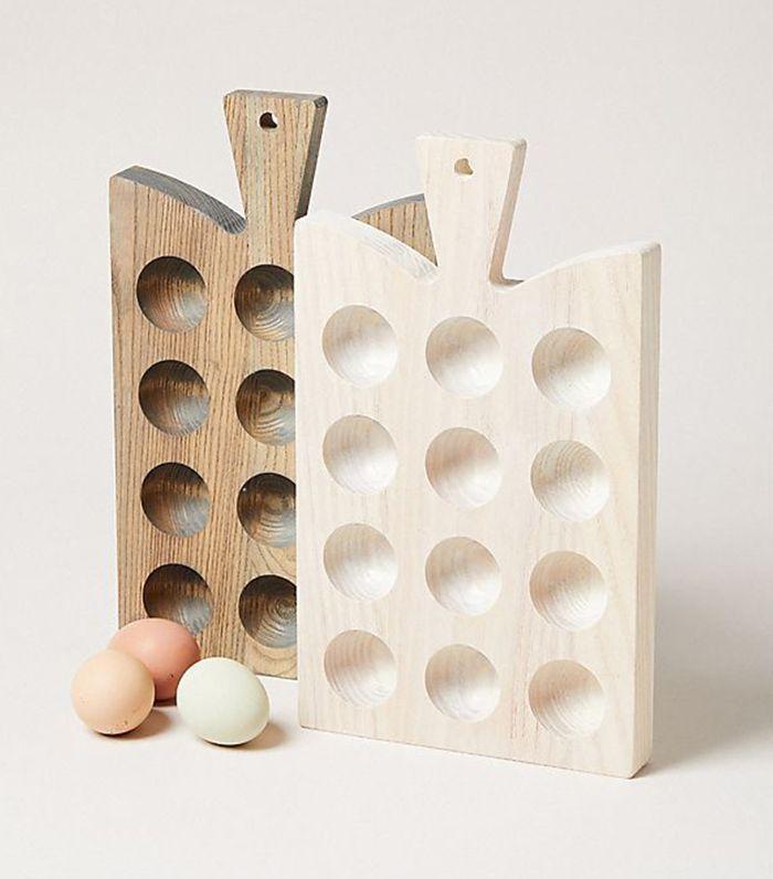 Farmhouse Pottery Araucana Egg Board