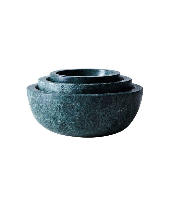 Hawkins New York Marble Nesting Bowls