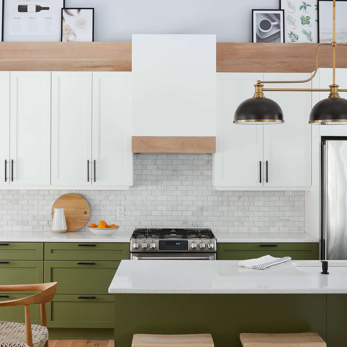 21 Beautiful Modern Kitchen Ideas To Spruce Up Your Space Flipboard