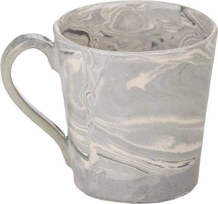Ebru Marbled Mug