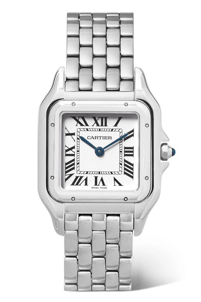 Panthère De Cartier 27mm Medium Stainless Steel Watch
