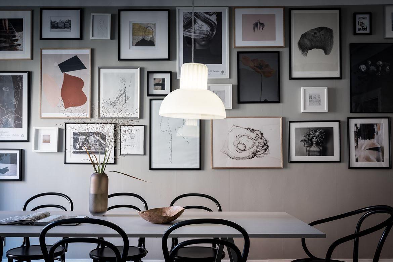 Mod dining room