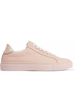 Raye Leather Sneakers
