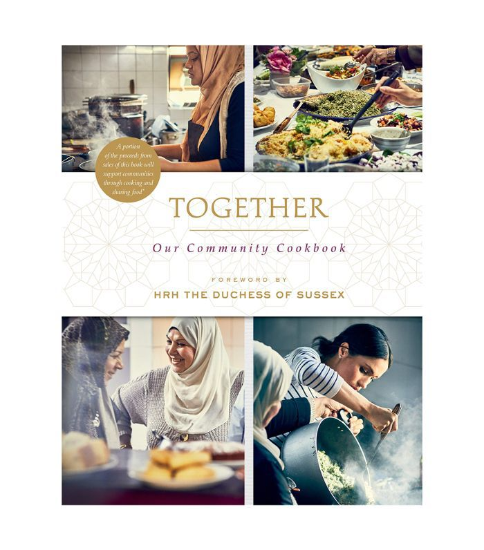 The Hubb Community Kitchen and Meghan Markle Together