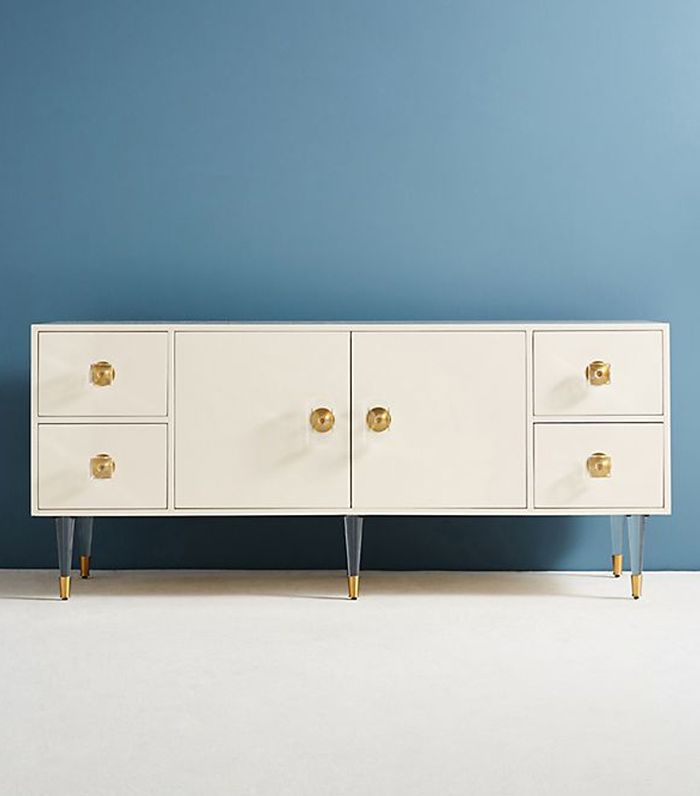 Lacquered Regency Buffet