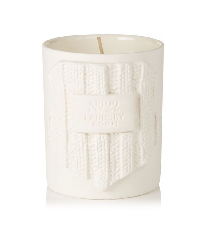 Laundry Room Scented Candle
