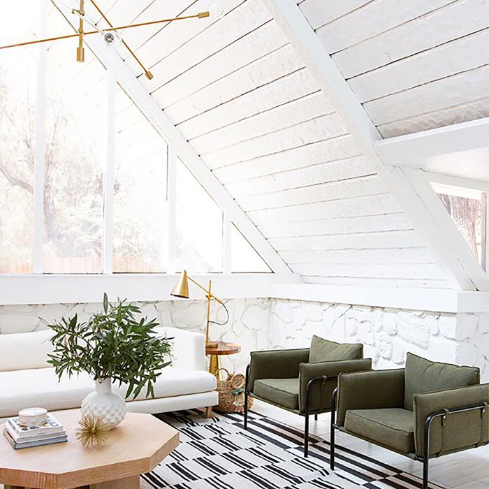 12 Stylish Green Living Rooms That Will Leave You Envious