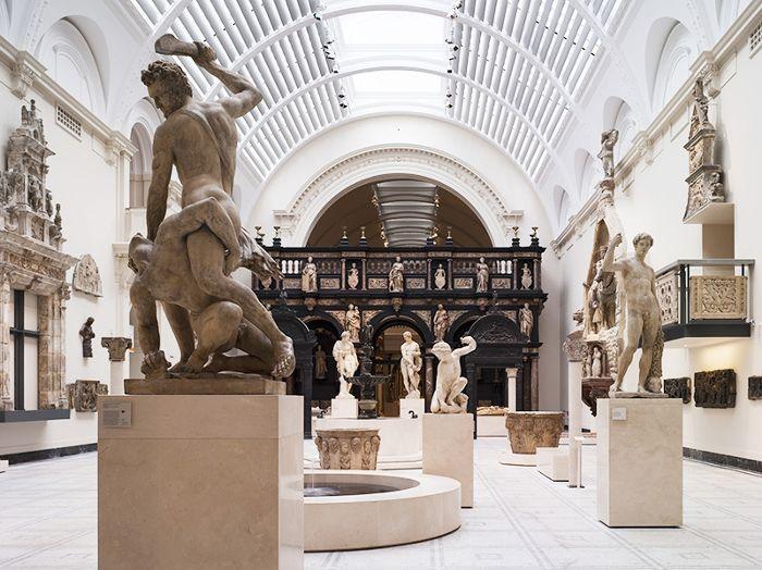 Victoria and Albert Museum—London