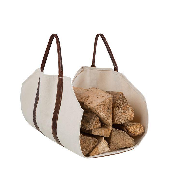 Steele Canvas Log Carrier