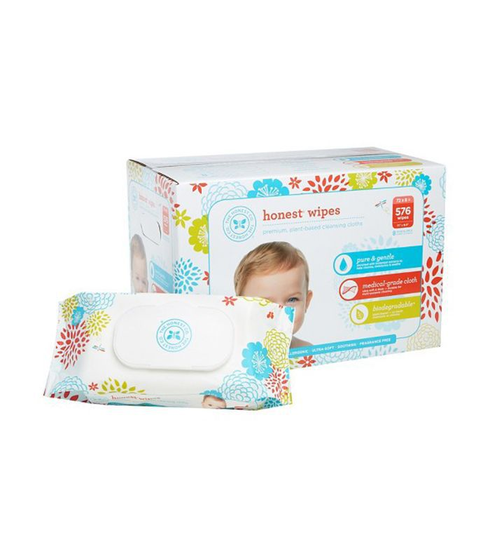 Vacation Baby Wipes