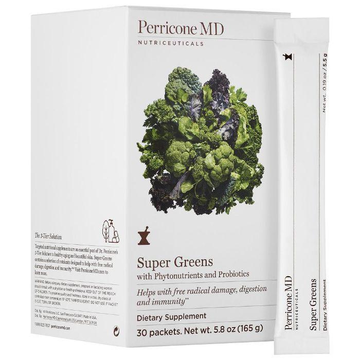Super Greens Dietary Supplement 5.8 oz/ 165 g (30 packets)