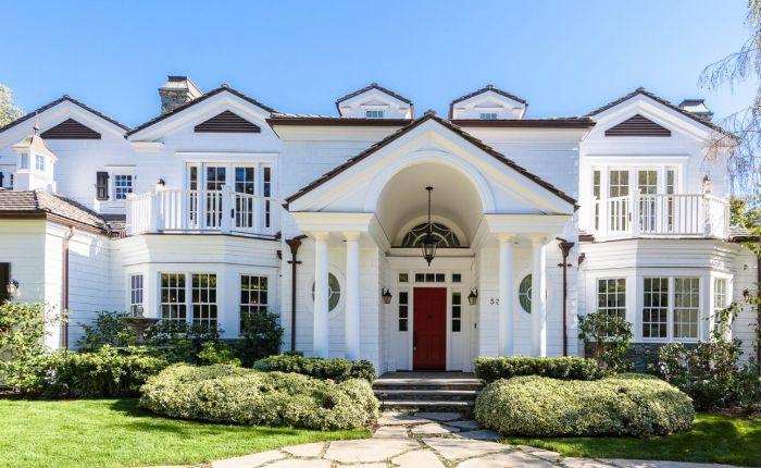 Jennifer Garner Pacific Palisades Home